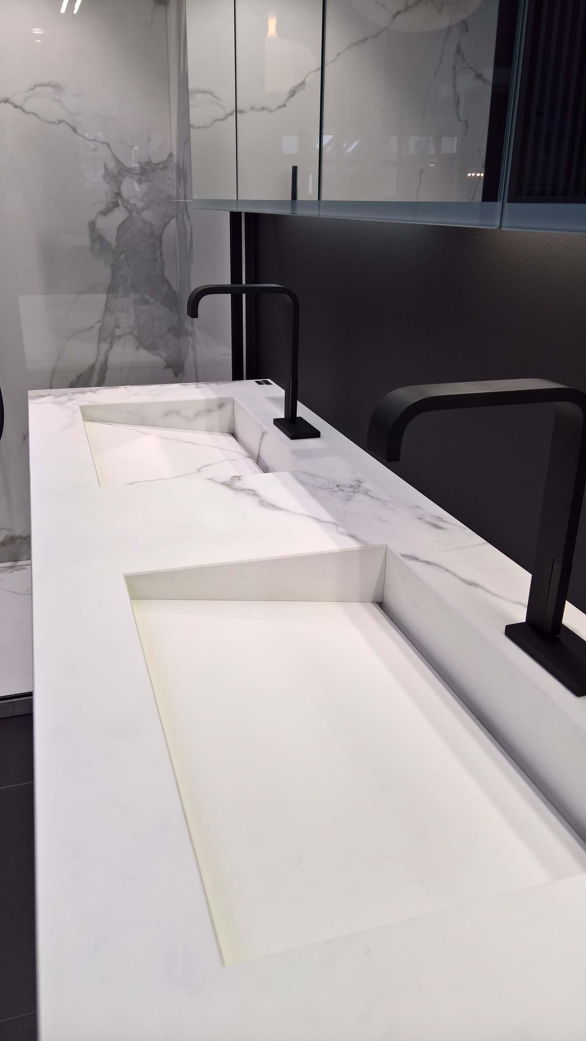 Ceramic_Lavabo Moderne Estatuario